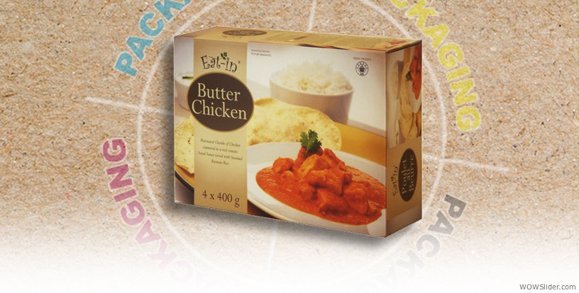Eat-in Butter Chicken