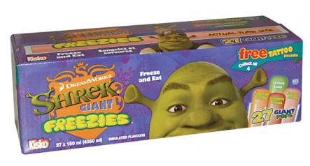 Kisko Shrek